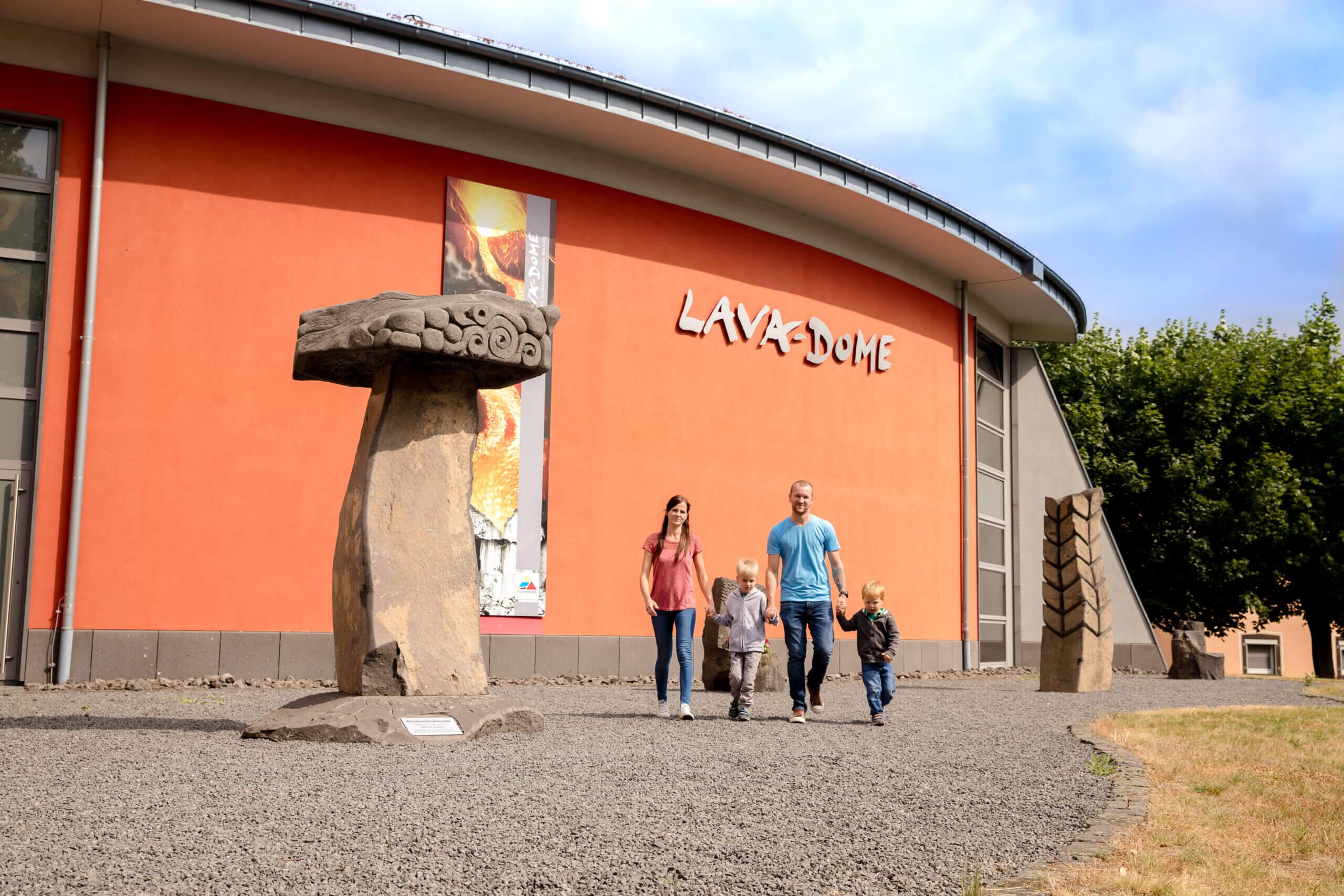 Lava-Dome Mendig